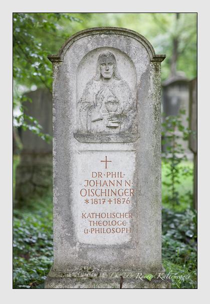 Grab der Familie Oischinger auf dem Alten Südfriedhof München (Juli 2007)