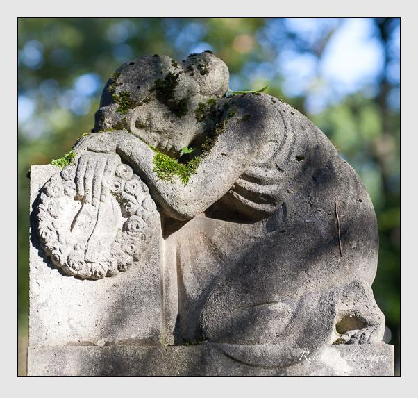 Grab der Familie Glink auf dem Alten Südfriedhof München (September 2007)