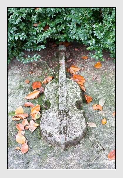 Grab der Familie Pranger auf dem Alten Südfriedhof München (Oktober 2007)