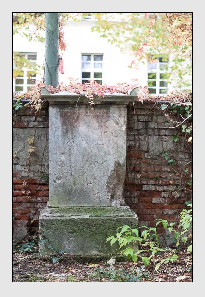 Grab der Familien Berling · Schlichtegroll auf dem Alten Südfriedhof München (Oktober 2007)