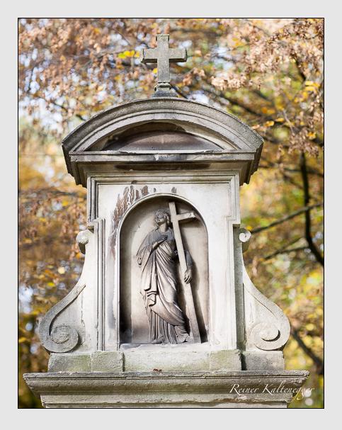 Grab der Familie Widnmann auf dem Alten Südfriedhof München (Oktober 2007)