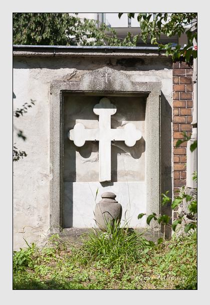 Grab der Familie Koch auf dem Alten Südfriedhof München (August 2008)