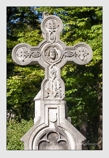Grab der Familie Bolgiano auf dem Alten Südfriedhof München (September 2011)