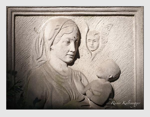 Grab der Familie Neher auf dem Alten Südfriedhof München (September 2011)