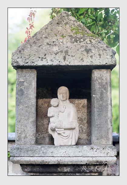 Grab der Familien Hofmann · Munsch · Schöllhorn auf dem Alten Südfriedhof München (September 2011)