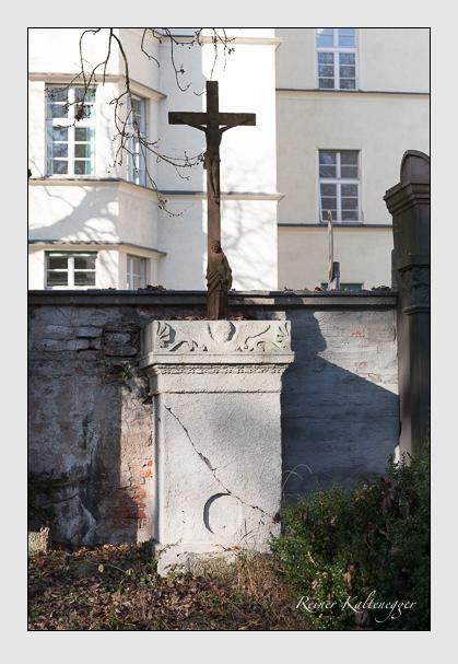 Grab der Familie Becke auf dem Alten Südfriedhof München (November 2011)