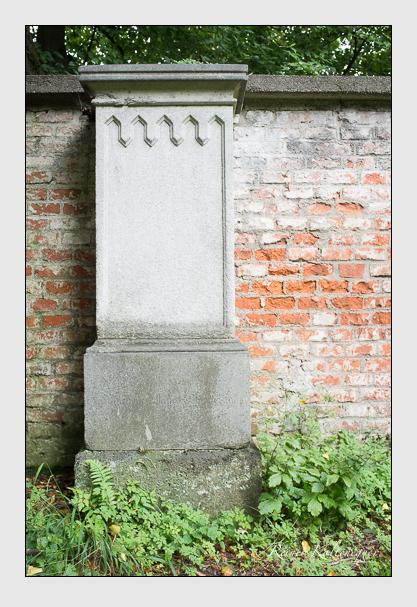 Grab der Familie Jägerhuber auf dem Alten Südfriedhof München (August 2012)