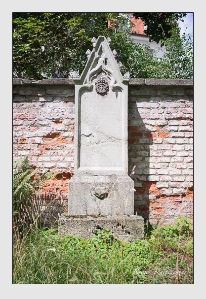 Grab der Familie Würtzburg auf dem Alten Südfriedhof München (August 2012)