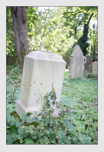 Grab der Familie Seitz auf dem Alten Südfriedhof München (August 2012)