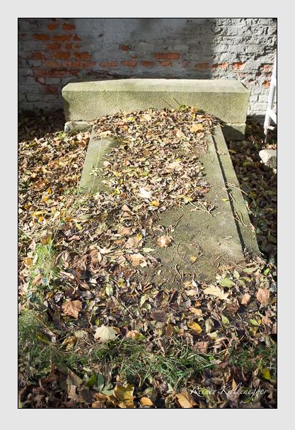 Grab der Familie Sedlmeier auf dem Alten Südfriedhof München (November 2011)