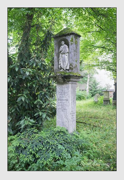 Grab der Familie Gabelsberger auf dem Alten Südfriedhof München (Juni 2013)