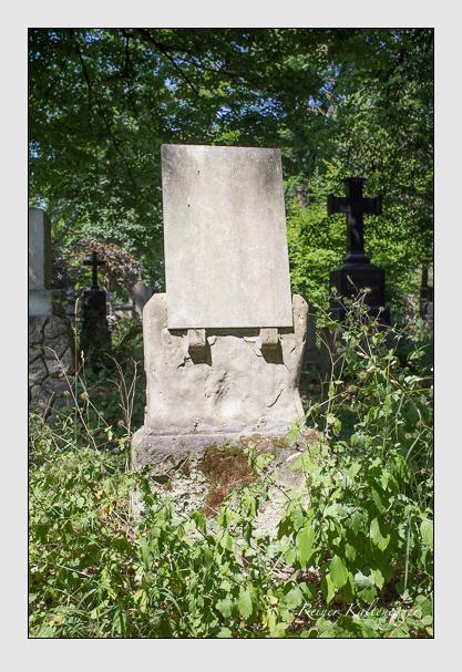 Grab der Familie Lupin auf dem Alten Südfriedhof München (Juli 2013)