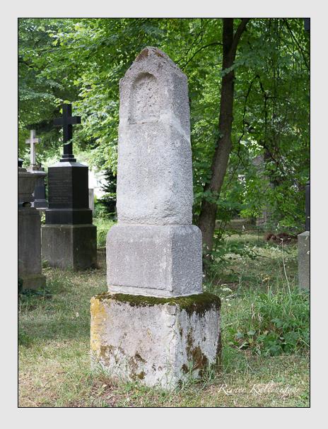 Grab der Familie Auzinger auf dem Alten Südfriedhof München (Juni 2014)