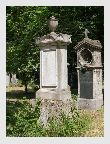 Grab der Familien Röckl · Wening-Ingenheim auf dem Alten Südfriedhof München (Juni 2014)