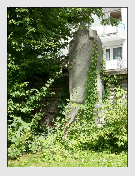 Grab der Familie Wanner auf dem Alten Südfriedhof München (August 2014)