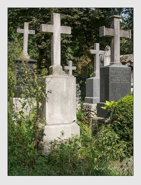 Grab der Familie Wintrich auf dem Alten Südfriedhof München (September 2014)
