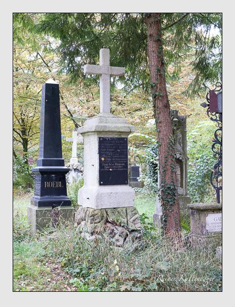Grab der Familie Ruppaur auf dem Alten Südfriedhof München (Oktober 2014)