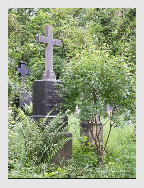 Grab der Familie Peckenzell auf dem Alten Südfriedhof München (Mai 2015)