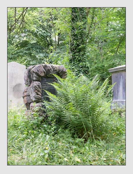 Grab der Familie Widtmann auf dem Alten Südfriedhof München (Mai 2015)