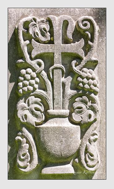 Grab der Familie Lewald auf dem Alten Südfriedhof München (Juni 2015)