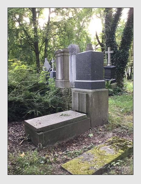 Grab der Familie Sepp auf dem Alten Südfriedhof München (September 2016)
