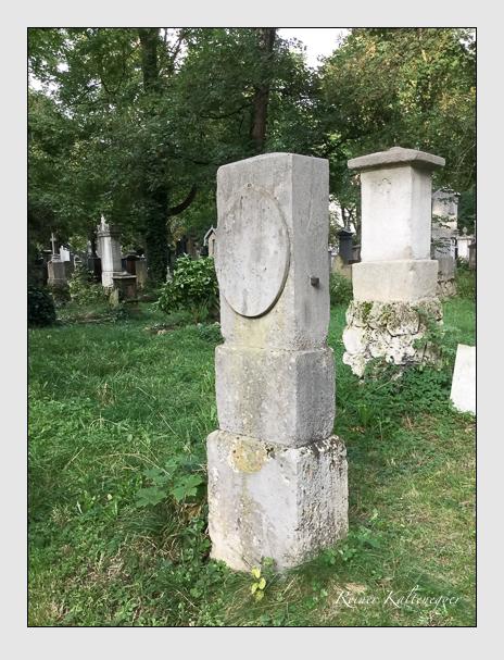 Grab der Familie Leigh auf dem Alten Südfriedhof München (Oktober 2016)