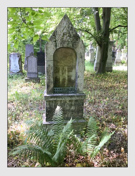 Grab der Familie Richter auf dem Alten Südfriedhof München (Oktober 2016)