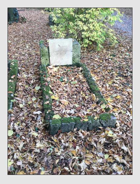 Grab der Familie Schimm auf dem Alten Südfriedhof München (Oktober 2016)
