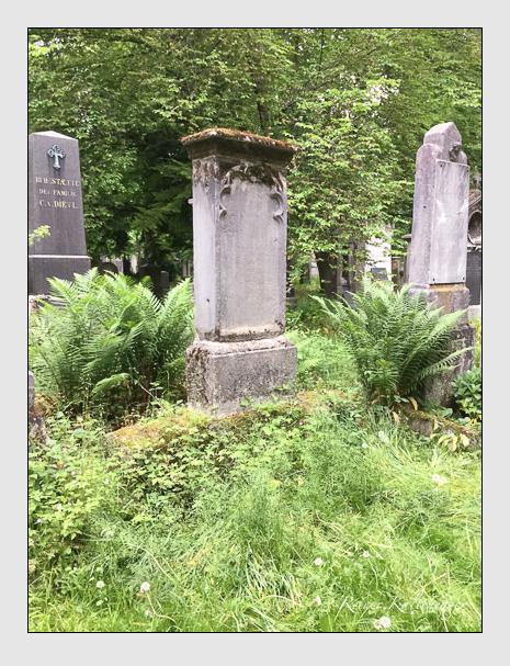 Grab der Familie Pappenberger auf dem Alten Südfriedhof München (Oktober 2016)