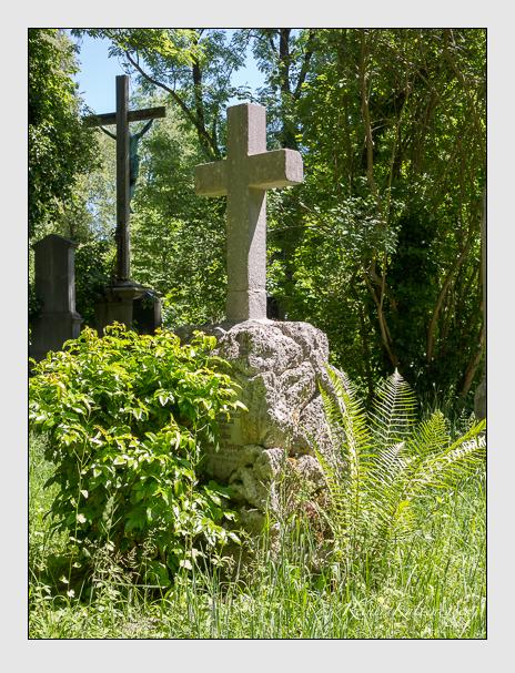 Grab der Familie Berlepsch auf dem Alten Südfriedhof München (Mai 2017)