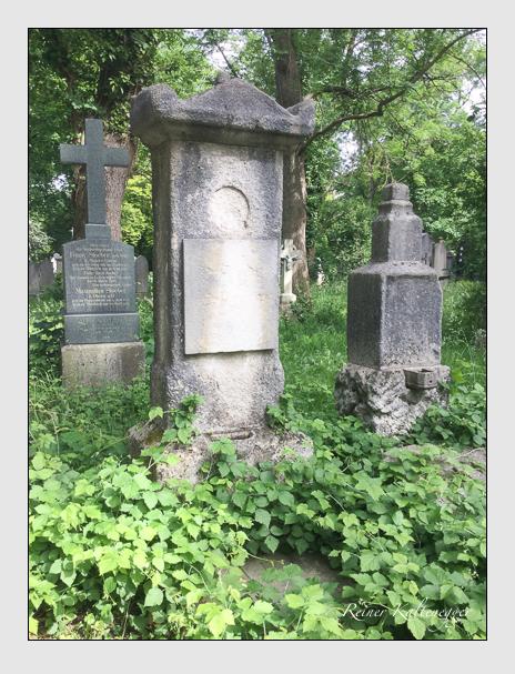 Grab der Familie Dormaier auf dem Alten Südfriedhof München (Juni 2017)