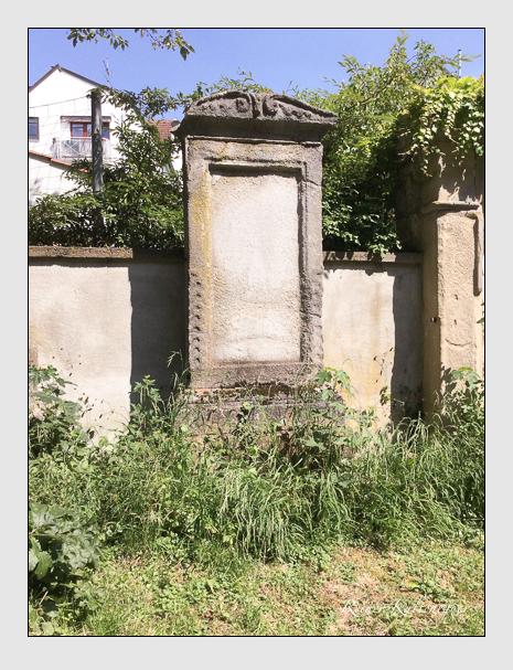 Grab der Familie Bolgiano auf dem Alten Südfriedhof München (Oktober 2017)