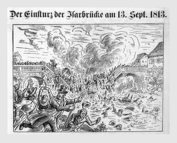 Illustration aus der »Münchener Ratsch-Kathl« vom 9. September 1893