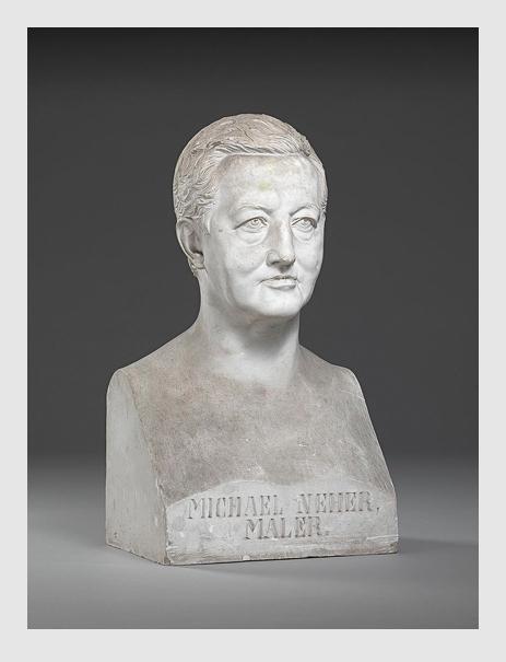 Johann von Halbig: Michael Neher. 1857. Bayerische Staatsgemäldesammlungen – Neue Pinakothek München.