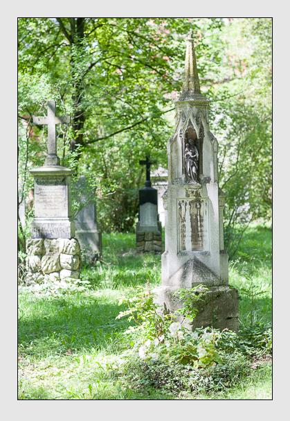 Grab der Familie Schlotthauer auf dem Alten Südfriedhof München (August 2007)
