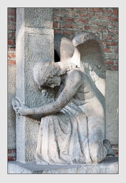 Grab der Familie Buchner auf dem Alten Südfriedhof München (August 2007)