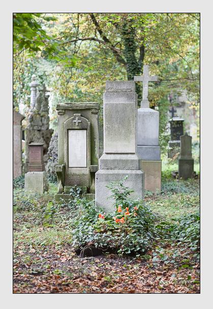 Grab der Familie Pfordten auf dem Alten Südfriedhof München (September 2007)