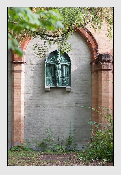 Grab der Familie Haid auf dem Alten Südfriedhof München (Oktober 2007)