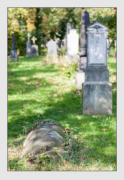 Grab der Familie Reithmann auf dem Alten Südfriedhof München (Oktober 2007)