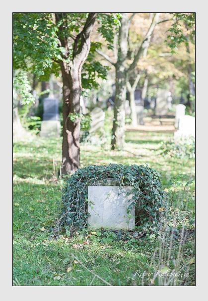 Grab der Familien Kleinschrod · Lichtenthaler · Linsmayer auf dem Alten Südfriedhof München (Oktober 2007)