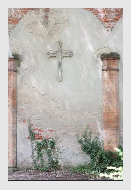 Grab der Familie Weselberger auf dem Alten Südfriedhof München (Juli 2008)