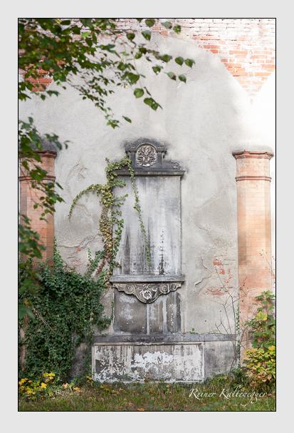 Grab der Familie Eckart auf dem Alten Südfriedhof München (Oktober 2008)