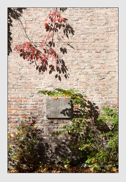 Grab der Familie Dollmann auf dem Alten Südfriedhof München (Oktober 2008)