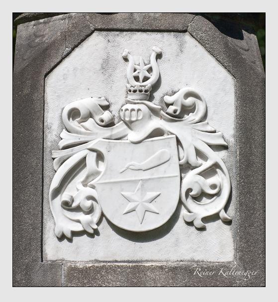 Grab der Familie Siebold auf dem Alten Südfriedhof München (August 2011)