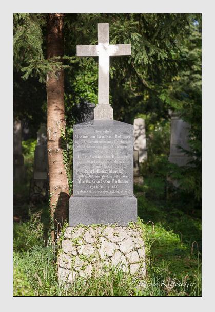 Grab der Familie Bothmer auf dem Alten Südfriedhof München (August 2011)