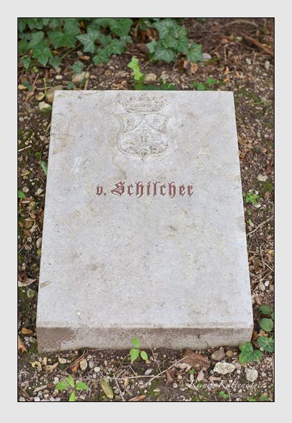 Grab der Familie Schilcher auf dem Alten Südfriedhof München (September 2011)