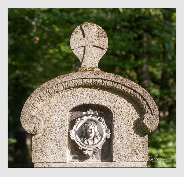 Grab der Familie Grauert auf dem Alten Südfriedhof München (September 2011)