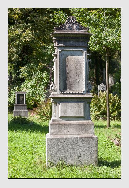 Grab der Familie Diehl auf dem Alten Südfriedhof München (September 2011)