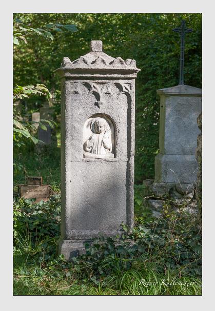 Grab der Familie Zellhuber auf dem Alten Südfriedhof München (Oktober 2011)