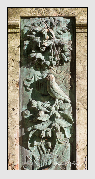 Grab der Familie Pschorr auf dem Alten Südfriedhof München (Oktober 2011)